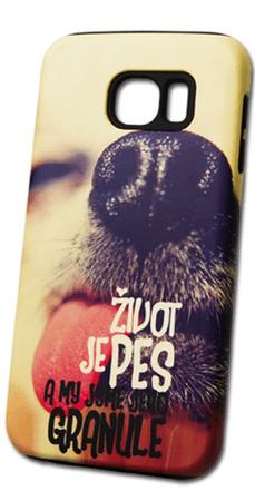 Skinzone Tough Case STA0006CAT pro Galaxy S6 Edge