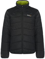 Regatta Icebound II XL černá/zelená - II. jakost