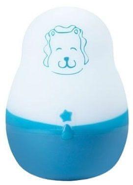 Pabobo Automatické noční světlo Super Nomade, Blue Lion