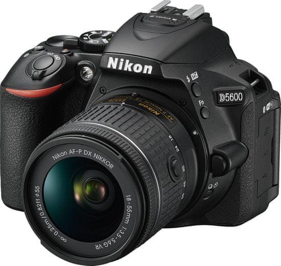 Nikon D5600 + 18-55 AF-P DX VR (VBA500K001)