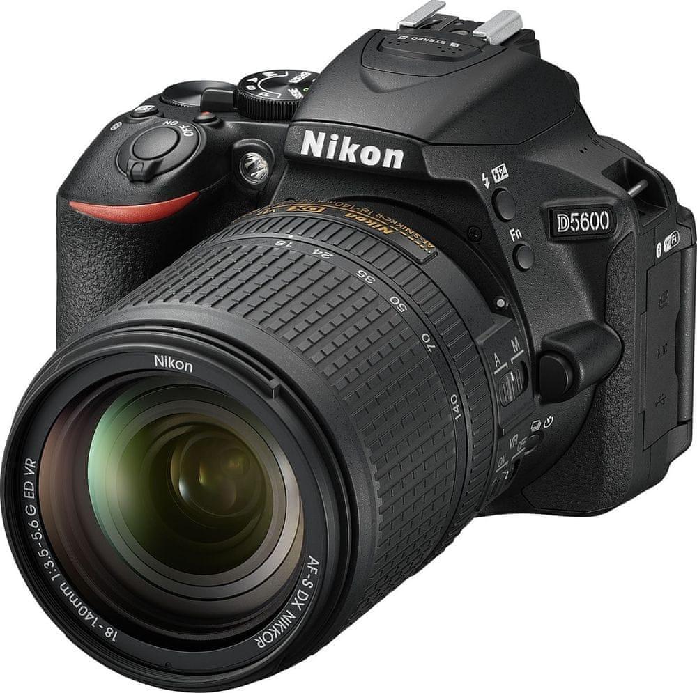Nikon D5600 + 18-140 AF-S DX ED VR (VBA500K002)