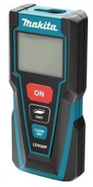 Makita Laserový dálkoměr LD030P