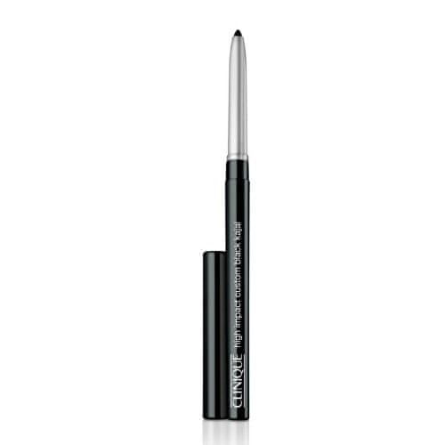 Clinique Voděodolná kajalová tužka na oči (High Impact Custom Black Kajal) 0,28 g 01 Blackened Black