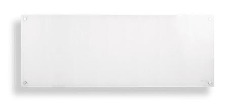 Mill panelni grelnik, 1200 W, bel, steklo (MB1200DN)