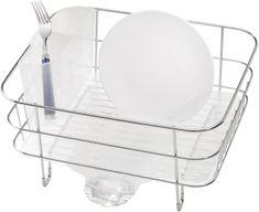 Simplehuman Kompaktní odkapávač na nádobí