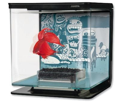 Hagen Akvárium MARINA Betta Kit Wild Things 2l