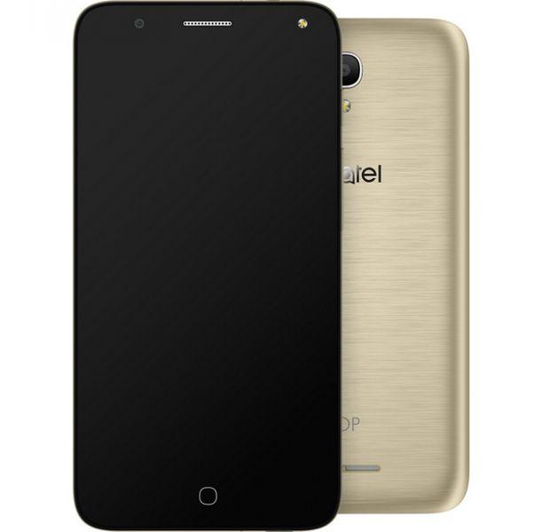 Alcatel POP 4 5051D, Dual SIM, Metal Gold - II. jakost