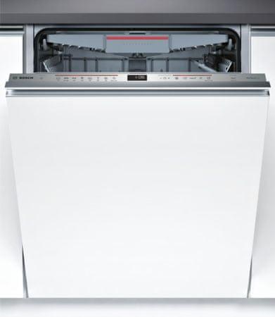 BOSCH SMV68MX04E Beépíthető mosogatógép