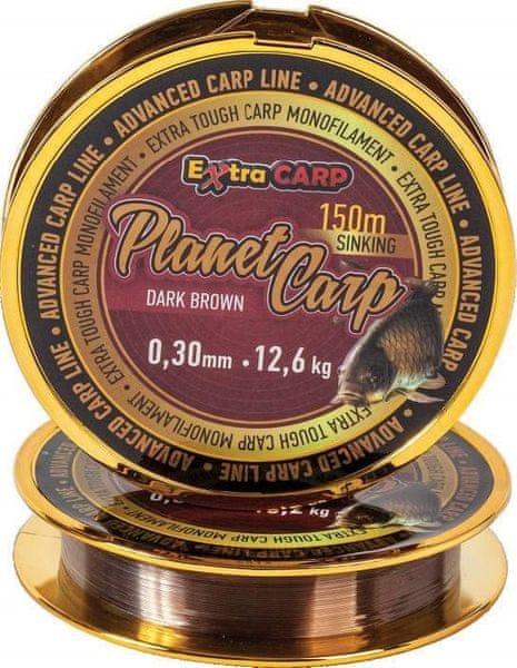 Extra Carp Vlasec Planet Carp 150 m 0,28 mm, 10,9 kg