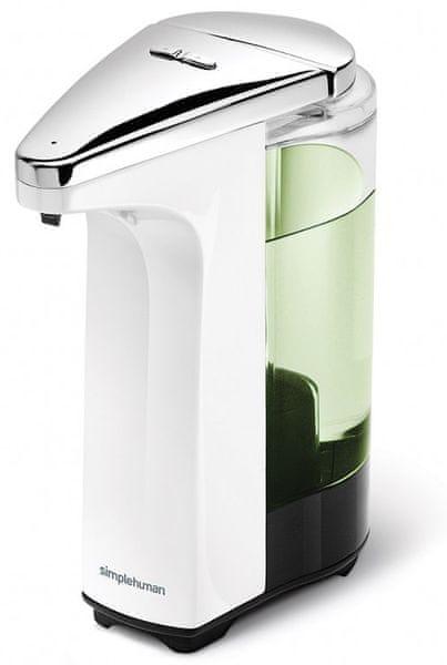 Simplehuman Bezdotykový dávkovač mýdla ST10 237 ml bílá