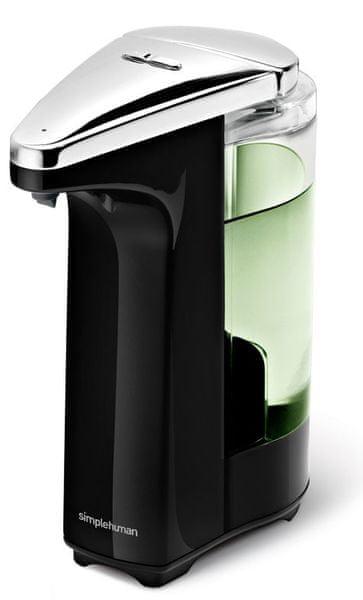 Simplehuman Bezdotykový dávkovač mýdla ST10 237 ml černá