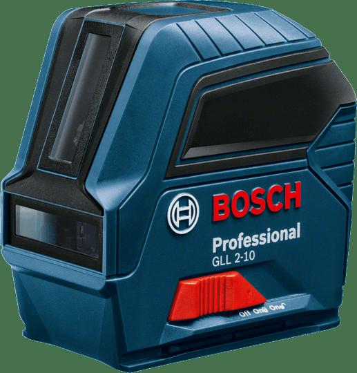 BOSCH Professional čárový laser GLL 2-10 Professional 0601063L00