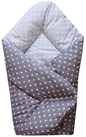 COSING spalna vreča SLEEPLEASE, sive pike
