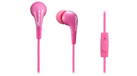 Pioneer slušalke SE-CL502T, roza