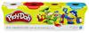 Play-Doh pakiranje 4 lončki, več vrst