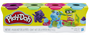 3 - Play-Doh Balení 4 tub - více druhů