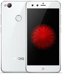 ZTE Nubia Z11 mini, 3 GB / 32 GB, Dual SIM, bílý
