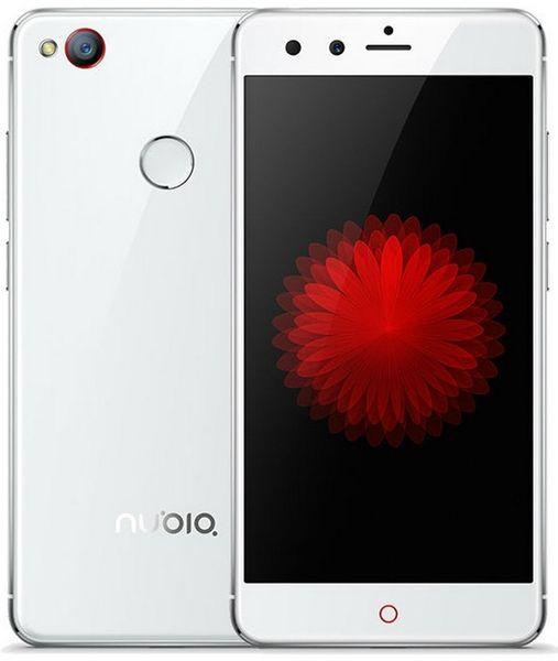 nubia Z11 mini, 3GB/32GB, Dual SIM, bílý