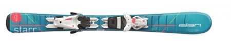 Elan smuči za alpsko smučanje Starr QS EL4.5 AF2BMW16, 90 cm, modre
