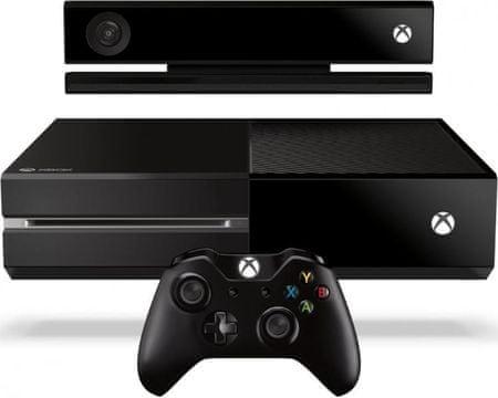 Microsoft Xbox One 500GB + Kinect Játékkonzol (refurbished)
