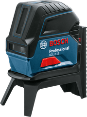 BOSCH Professional točkovni laser GCL 2-15 + RM1, v kartonu (0601066E00)