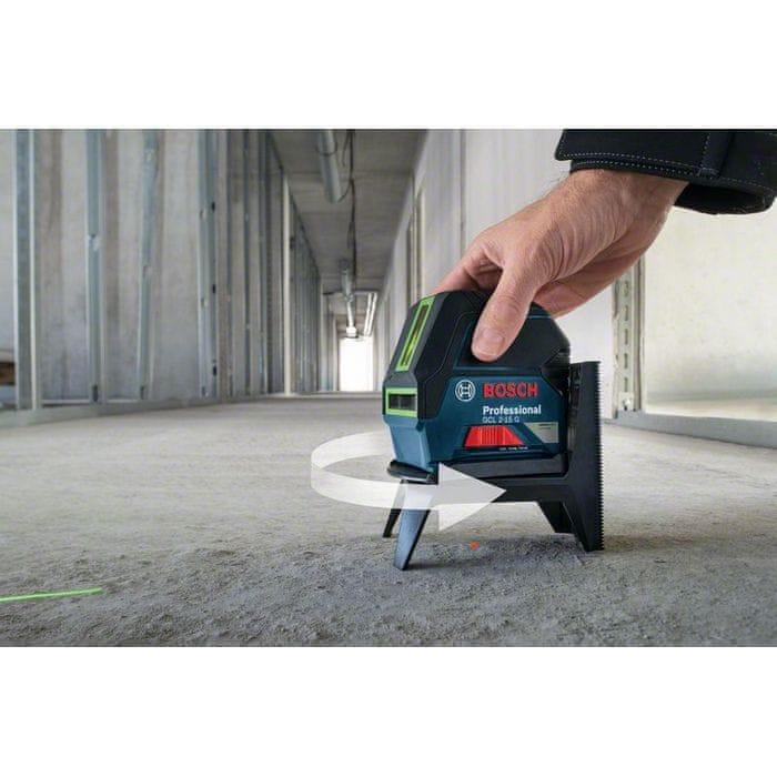 BOSCH Professional GCL 2-15 G + RM 1 kombinovaný laser (0.601.066.J00)