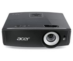 Acer P6200 Projektor (MR.JMF11.001), Fekete