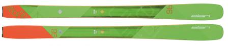 Elan smuči za alpsko smučanje RIPSTICK 86 AD2CAA16, 138 cm, zeleno-rdeče
