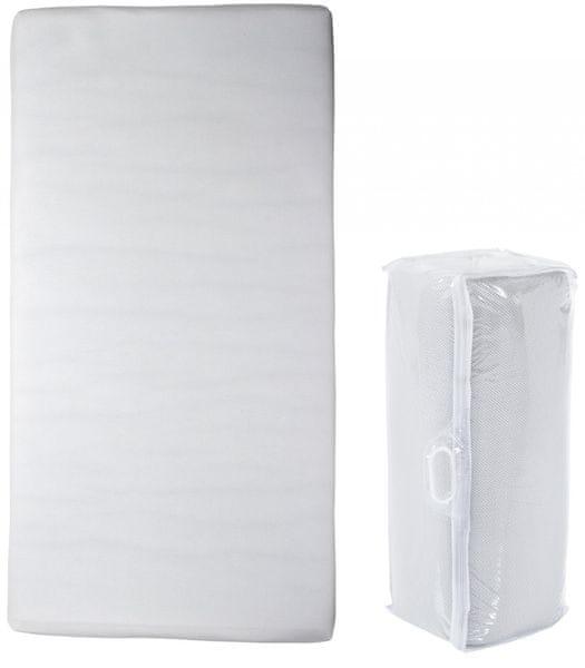 Candide Cestovní matrace Air+ 60x120 cm, bílá