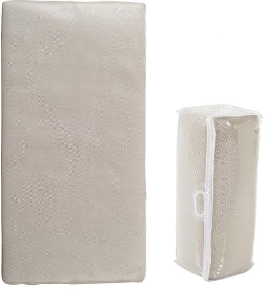 Candide Cestovní matrace Air+ 60x120 cm, šedá
