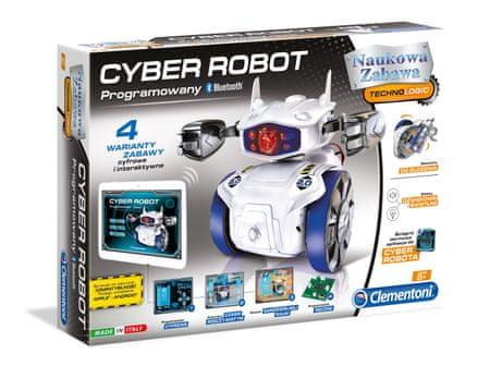 Clementoni Cyber robot programowany 60596