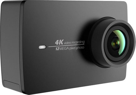 Yi 4K Sportkamera + vízálló tok, fekete