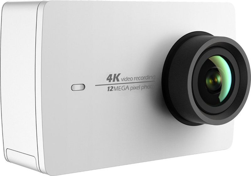 Xiaomi Yi 4K Action Camera Kit White