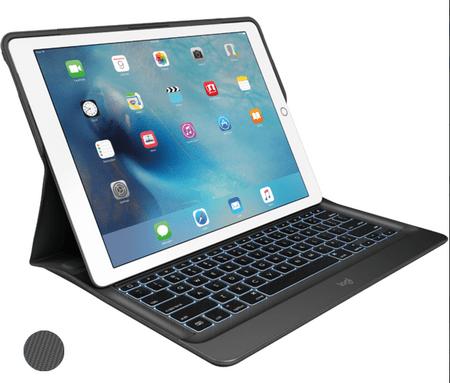 Logitech tipkovnica Create za iPad PRO 12.9, črna, SLO