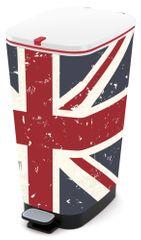 Kis Kosz Chic Bin 50 l Union Jack
