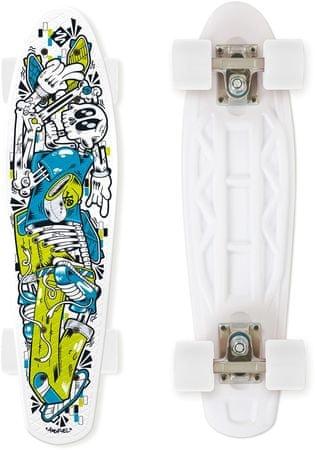 Street Surfing Skateboard Fuel Board Skelectron artist