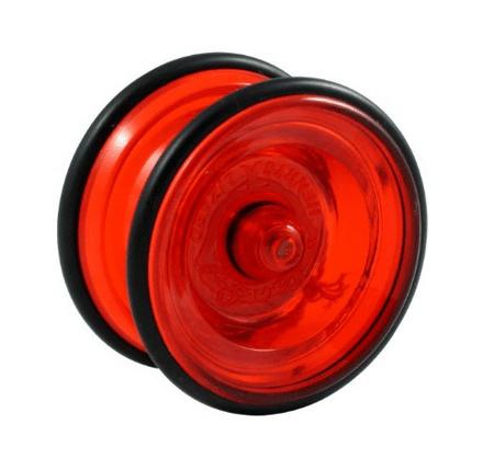 Henry's Lizard Yo-yo, Piros
