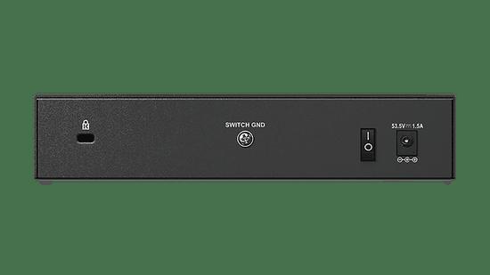 D-Link 8-portno stikalo Gigabit SWITCH DGS-1008P