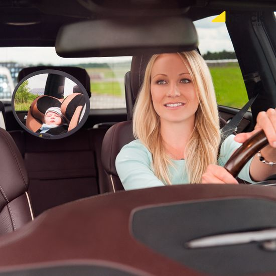 Hauck Watch me 1 zrcátko pro zadní sedalo v autě
