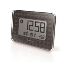 OREGON SCIENTIFIC zegar ścienny JW208 z funkcją prognozowania pogody - czarny