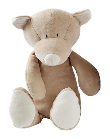 Wooly organic Miś Teddy Organic
