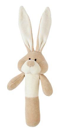 Wooly organic Hrkálka Bunny