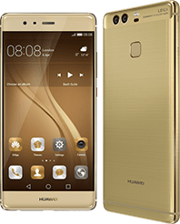 Huawei P9 Dual SIM, Prestige Gold