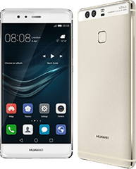 Huawei mobilni telefon P9, srebrni