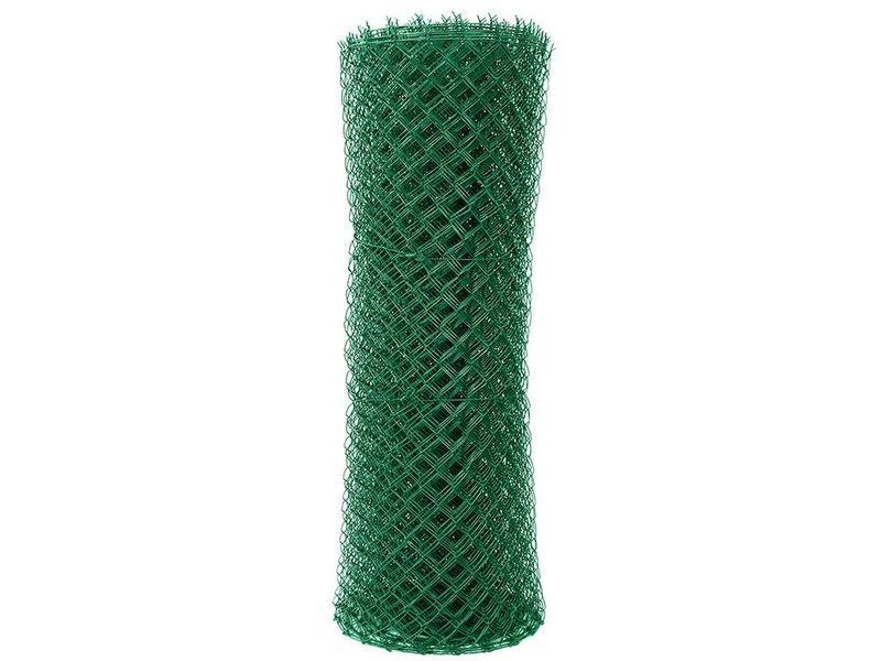 Ideal Čtyřhranné pletivo Zn+PVC (s ND) - výška 200 cm, zelená, 25 m