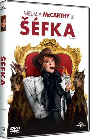Šéfka   - DVD