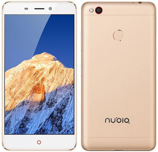 ZTE Nubia N1, 3 GB / 32 GB, Dual SIM, bílý / zlatý