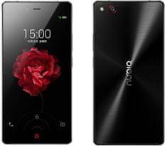 nubia Z9 Max, 3GB/32GB, Dual SIM, černý