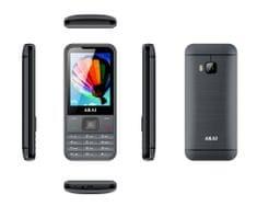 Akai PHA-2890 Mobiltelefon, Szürke