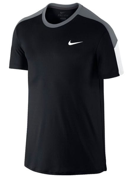 Nike Team Court Crew Black XL